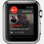 Nike+ Running は Apple Watch に対応するようなので、どんな機能か分析してみた。
