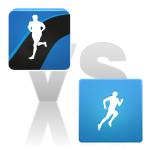 Runtastic と RunKeeper の比較 (3)  アクティビティ記録 – フィットネスアプリ直接対決!