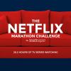 RunKeeper と 動画視聴サービス NetFlix が提携!8週間トレーニングプラン完了で26.2時間番組視聴権獲得! ただし…