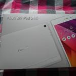 ASUS ZenPad S 8.0 レビュー!! [ASUS ZenTour 2016 レポート]